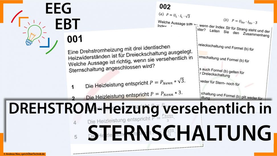 001-Video-Aufgabensammlung-Drehstromleistung-Heizwiderstände-Dreieckschaltung-Pruefungsvorbereitung-Elektroniker-sprichUeberTechnik-Nies.jpg