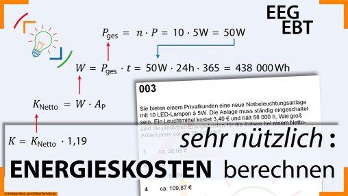 003-Video-Aufgabensammlung-Energiekosten-kwh-Pruefungsvorbereitung-Elektroniker-sprichUeberTechnik-Nies
